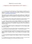 Microsoft Word - Règlement.doc