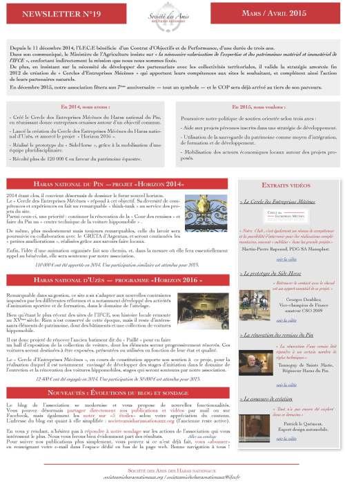 newsletter-marsavril2015